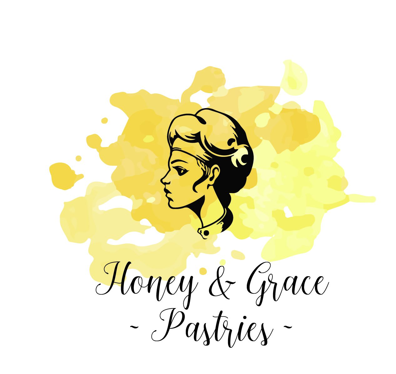 Honey and Grace cake